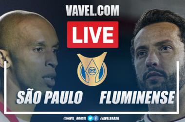 Gols e melhores momentos de São Paulo 0 x 0 Fluminense pelo Campeonato Brasileiro 2021