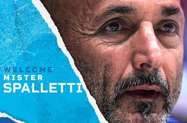 Nuevo entrenador del Nápoles. Foto: @sscnapoli