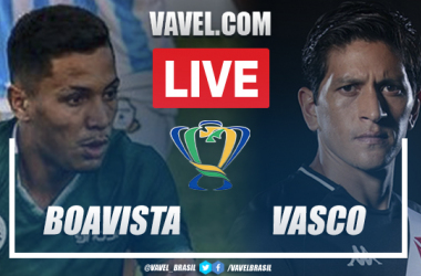 Gols e melhores momentos deBoavista x Vasco da Gama pela Copa do Brasil 2021 (0-1)