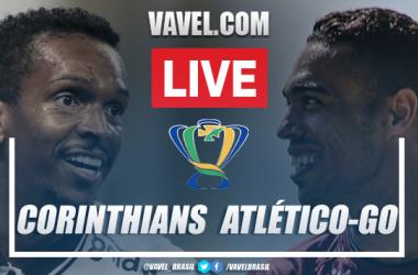 Gols e melhores momentos Corinthians x Atlético-GO pela Copa do Brasil (0-2)