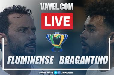 Gols e melhores momentos de Fluminense 2 x 0 RB Bragantino pela Copa do Brasil