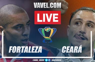 Gols e melhores momentos de Fortaleza 1x1 Ceará pela Copa do Brasil