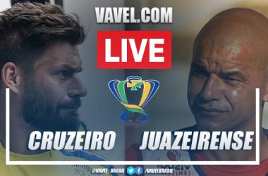 Gol e melhores momentos de Cruzeiro x Juazeirense (1-0)