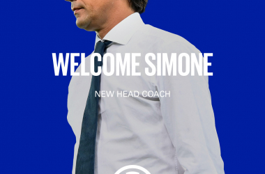Simone Inzaghi, nuevo entrenador del Inter. Foto: @inter
