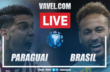 Gols e melhores momentos de Paraguai 0 x 2 Brasil pelas Eliminatórias Sul-Americanas