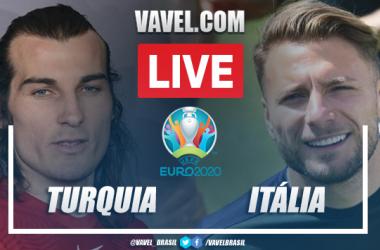 Gols e melhores momentos de Turquia x Itália pela Eurocopa (0-3)
