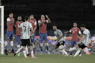 Foto: Reprodução/Copa América