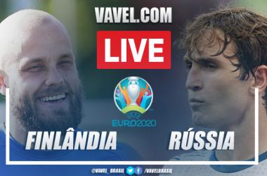 Gol e Melhores Momentos de Finlândia 0x1 Rússia