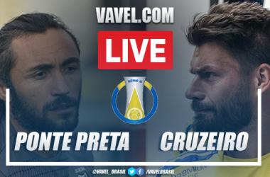 Gols e melhores momentos de Ponte Preta x Cruzeiro pela Série B (0-1)