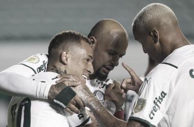 Juventude 0 a 3 Palmeiras (SE Palmeiras / Divulgação)