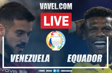 Gols e melhores momentos de Venezuela x Equador (2-2)