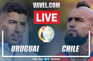 Gols e melhores momentos Uruguai x Chile pela Copa América 2021 (1-1)