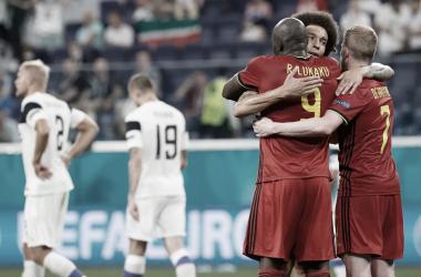 Bélgica, gran candidata al título. /Twitter: UEFA Euro2020 oficial