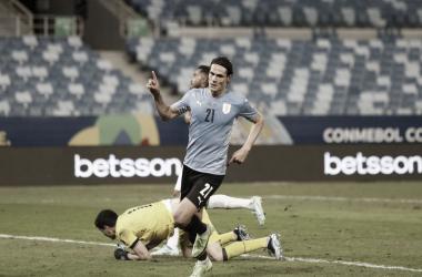 Bolívia 0 a 2 Uruguai (CONMEBOL / Divulgação)