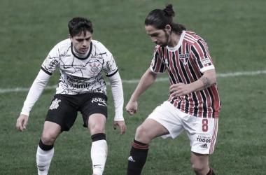 Gol e melhores momentos São Paulo x Corinthians pelo Brasileirão 2021 (1-0)