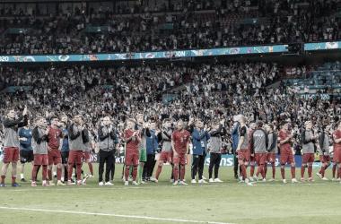 Dinamarca, con la frente en alto