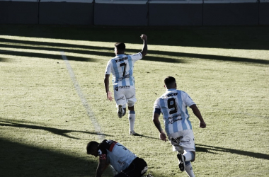Atlético Rafaela 2-0 Brown de Adrogué.<div>Fuente: Prensa Atlético.</div>