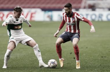 El Atlético de Madrid disputará su primer partido como local ante el Elche. / Twitter: Atlético de Madrid oficial