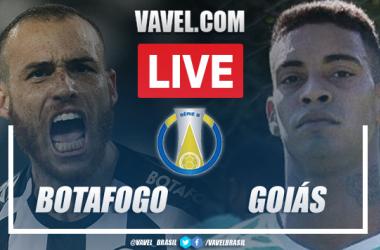 Gols e melhores momentos Botafogo x Goiás pela Série B 2021 (0-2)