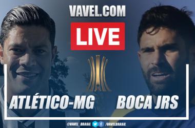 Melhores momentos para Atlético-MG (3) 0x0 (1) Boca Juniors pela Libertadores