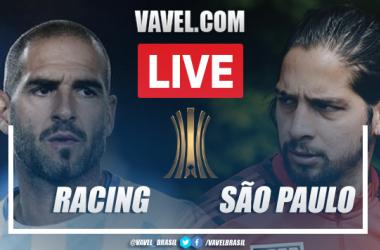 Gols e Melhores Momentos de Racing 3-1 São Paulo
