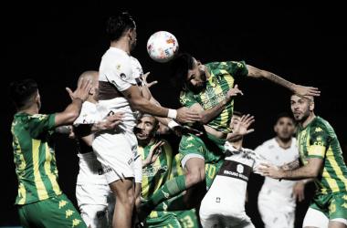 Dura derrota de Platense ante Aldosivi
