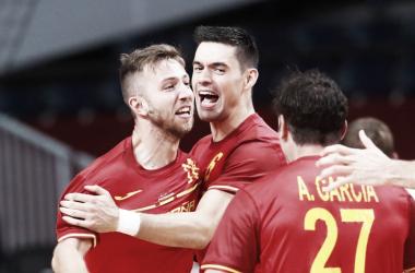 Goals and Highlights: Sweden 33-34 Spain in Men's Handball in Tokyo Olympics