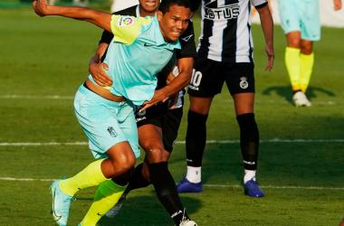 Bacca debuta con el Granada CF con gol | Foto: Pepe Villoslada/ Granada CF