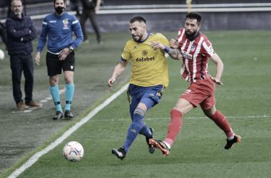 En el último encuentro el Atleti ganó 2-4 al Cádiz. / Twitter: Atlético de Madrid oficial