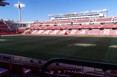 El Nuevo Los Cármenes acogerá 7.100 espectadores en el Granada CF- Valencia CF