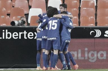 Twitter: Getafe CF oficial