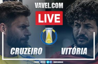 Gols e melhores momentos de Cruzeiro 2 x 2 Vitória pela Série B