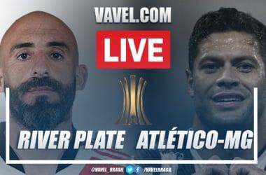 Gol e melhores momentos de River Plate 0 x 1 Atlético-MG pela Libertadores