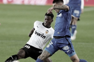 El último duelo en Mestalla se saldó con un empate. / Twitter