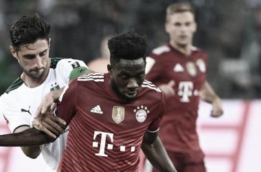 M'gladbach e Bayern empatam na abertura da temporada 2021-22 da Bundesliga