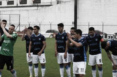 Def. de Belgrano 2-0 Atlético Rafaela.<div>Fuente: web.</div>