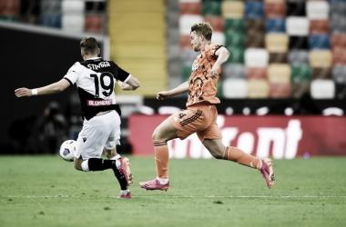Gols e melhores momentos para Udinese 2x2 Juventus pela Série A