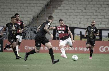 Gols e Melhores Momentos de Ceará x Flamengo (1-1)