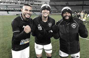 Foto/Divulgação: Botafogo