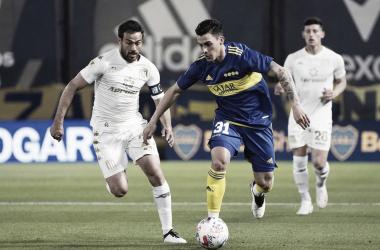 Boca Juniors 0 vs Racing 0
