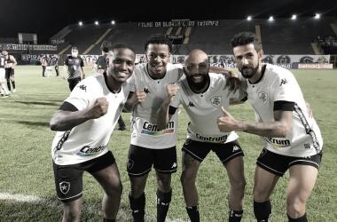 Botafogo sofre, mas supera Remo pela Série B