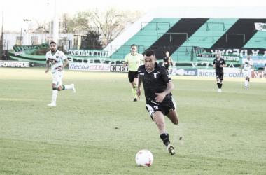 Gimnasia de Mendoza se llevó los tres puntos y está logrando entrar al playoff por el momento. (Foto: Yamila Canales)