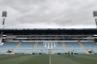 Foto: Leandro Boeira/ Avaí FC