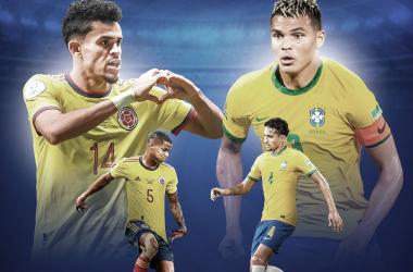 Previa Colombia vs Brasil: a un paso de Qatar