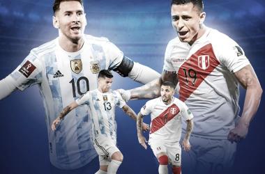 Resumen Argentina vs Perú en las eliminatorias a Qatar 2022 (1-0)