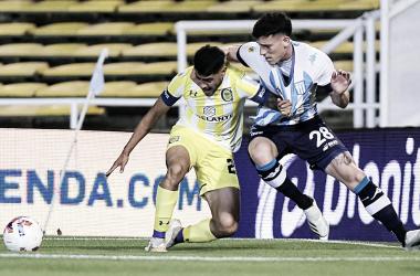 Rosario Central 2-1 Racing Club.<div>Fuente: web.</div>