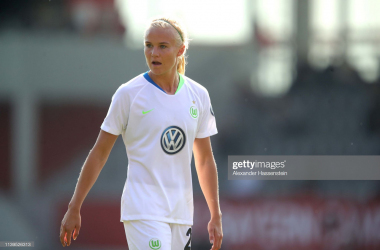 Pernille Harder set for transfer move in the summer - Chelsea and Manchester United are interested