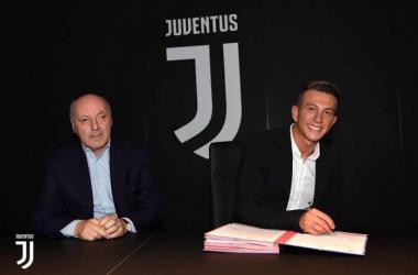 Source photo: sito ufficiale Juventus