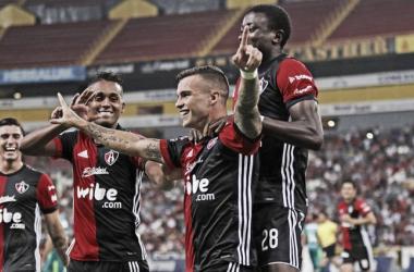 Tabó, Soko y Fidel serán el estandarte del equipo en el torneo   Foto: Atlas FC