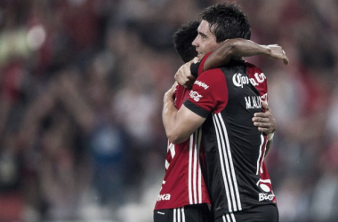 Alustiza marcó el gol del triunfo al minuto 69 | Foto: Altas FC
